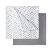 Home Expressions Microfiber 2-pk Sheet Set