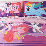 My Little Pony Bedding Set with Sheets