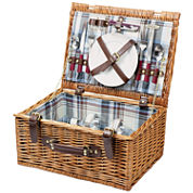 Picnic Time® Bristol Picnic Basket for Two