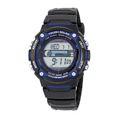 Casio® Tough Solar Illuminator Mens Tide & Moon Digital Sport Watch WS210H-1AVCF