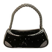 Black Purse Ring Holder