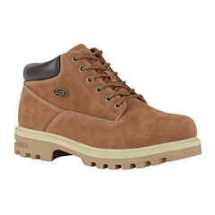 Lugz® Empire Mens Water-Resistant Lace-Up Boots