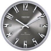 FirsTime® Steel Dimension Wall Clock