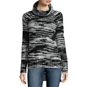 a.n.a Long Sleeve Turtleneck Pullover Sweater