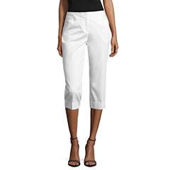 Worthington Cropped Pants
