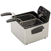 National Presto Dual Profry Immersion Element Fryer