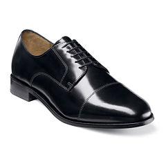 Florsheim® Broxton Mens Cap Toe Oxford Dress Shoes