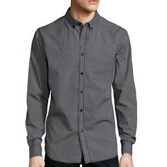 No Retreat Button-Front Shirt