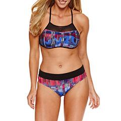 Nike ® Tie Dye Bra Swim Top or Tie Dye Brief Swimsuit Bottoms