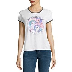My Little Pony Graphic T-Shirt- Juniors
