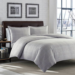 Eddie Bauer 3-pc. Fauntleroy Duvet Cover Set