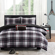 Mi Zone David Plaid Comforter Set
