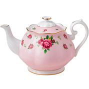 Royal Albert® Pink Vintage Teapot