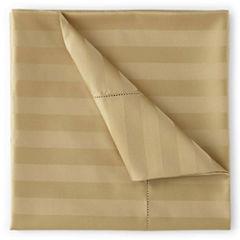 Royal Velvet® 500tc Set of 2 Wrinkle-Free Damask Stripe Pillowcases
