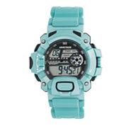 Armitron Mens Green Strap Watch-40/8386tel
