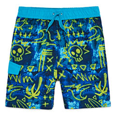 Arizona Boys Doddle Swim Trunks-Toddler