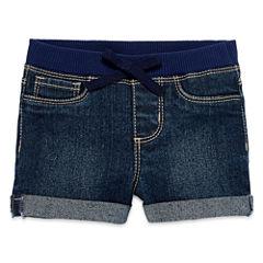 Arizona Pull-On Shorts Baby Girls