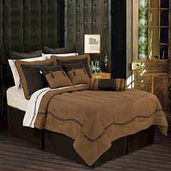 HiEnd Accents Barbwire Comforter Set & Accessories