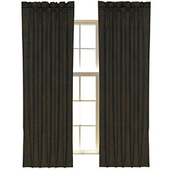 HiEnd Accents Barbwire 2-Pack Curtain Panels