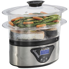 Hamilton Beach® 5.5-Quart Digital Steamer
