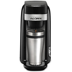 Hamilton Beach® FlexBrew® Single Serve Coffee Maker