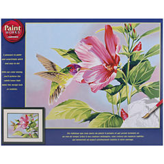 Paint By Number Kit 14x11