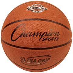 Champion Sports Official Size Ultra Grip Basketball