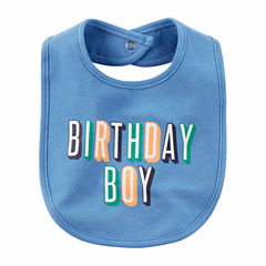 Carter's Boys Bib
