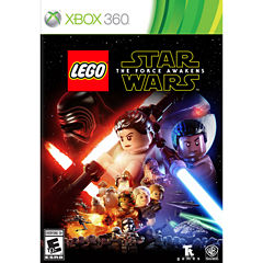 Lego Sw Force Awakens Video Game-XBox 360