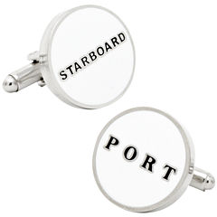 Port & Starboard Cuff Links