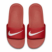 Nike® Kawa Slide Boys Sandals - Little/Big Kids