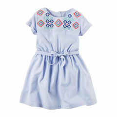 Carter's Girls Pattern Dress