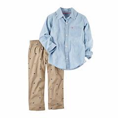 Carter's Pant Set Boys