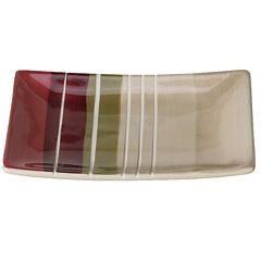 Madison Stripe Soap Dish