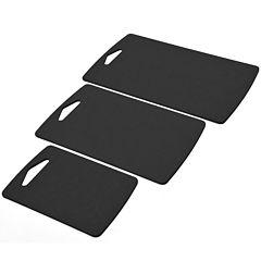 Epicurean® 3-pc. Slate Cutting Board Set