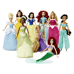 Disney Collection Princess Classic Dolls