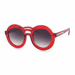 City Streets Round Round UV Protection Sunglasses