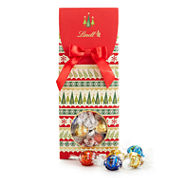 Lindt Lindor Holiday Trees Gift Box