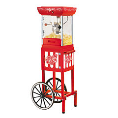 Nostalgia Electrics™ Vintage Collection™ 2.5 oz. Popcorn Cart