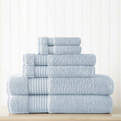 Pacific Coast Textiles Turkish Cotton 6-pc. Towel