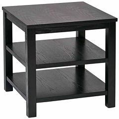 Merge 20 In Square End Table