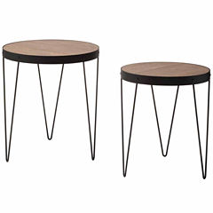 Pasadena 2-pc. Nesting Accent Tables