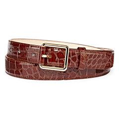 Mixit™ Croc-Embossed Belt