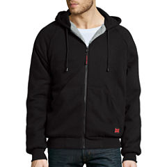 Tough Duck™ Sherpa-Lined Hooded Jacket - Big & Tall