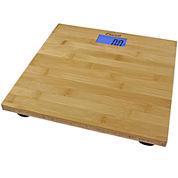Escali® Bamboo Bathroom Scale