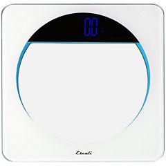 Escali® Lunar Blue Bathroom Scale