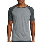 Arizona Short Sleeve Crew Neck Varsity T-Shirt