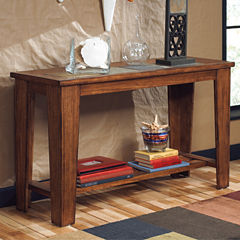 Signature Design by Ashley Toscana Console Table