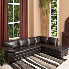 Camelia Pad-Arm Sectional