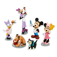 Disney Minnie Mouse Toy Playset